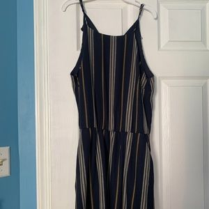 Charming Charlie Striped Dress
